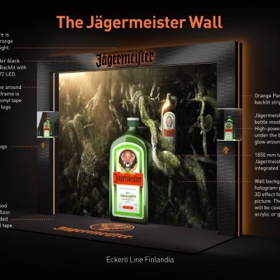 Jägermeister, promokonsepti 2