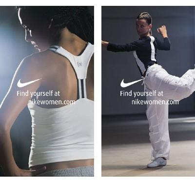 Nike-julisteita