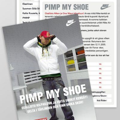 Nike-kampanjoita