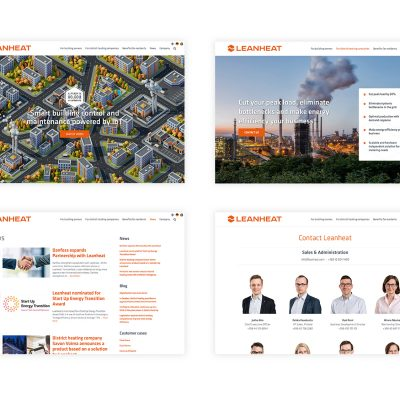 Leanheat.fi · Suunnittelu ja toteutus